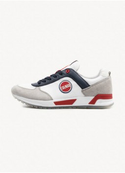 Baskets Travis Pro Originals White Colmar