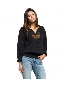 Blouse Replay Femme W2891