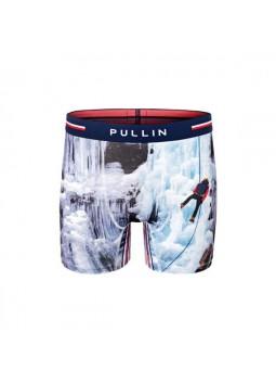 Boxer Pullin FA2ALPINIST