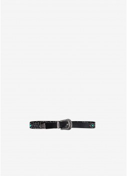 Ceinture Western noire Liu Jo F19363