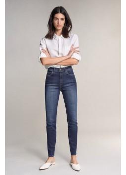 Jean Elegant Skinny Salsa 122865