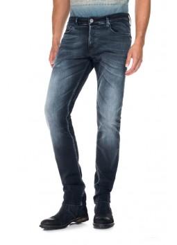 Jeans Salsa 116341 34 Lima Tapered bleu