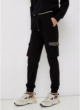 Pantalon en jersey Liu Jo Sport TF1159