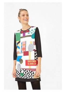 Robe tunique Desigual 67V20D2 2000