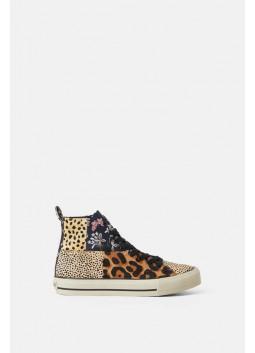 Sneakers Beta Animal Desigual 21WSKL03