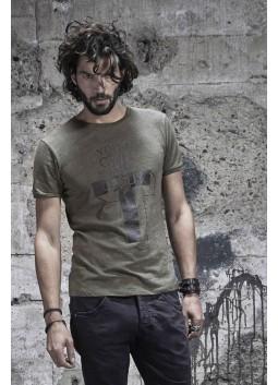 T Shirt Deepend H1COR3A Kaki