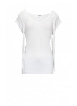 T Shirt Liu Jo F15114T7423 blanc