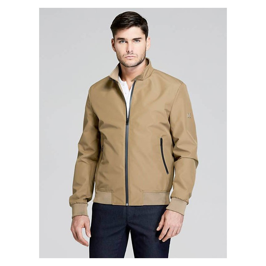 Guess Veste By Marciano Lessculpteurs 82h306 Beige Synthétique PSPrRqWg