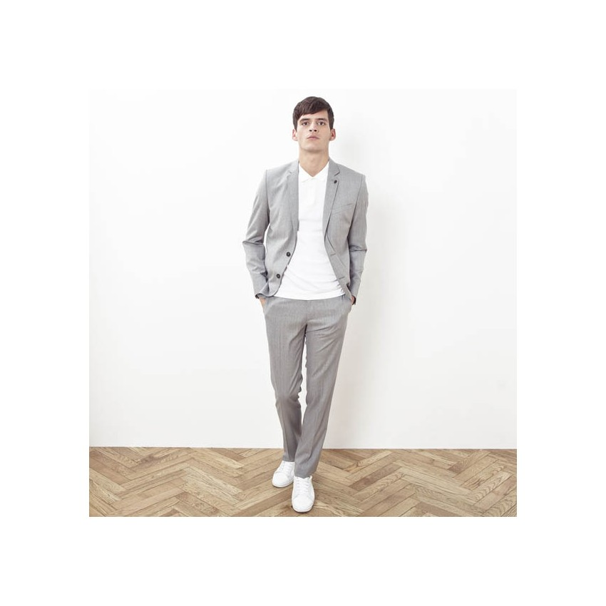 Men Gris Clair Costume Veste Mh40003 Ikks Eshop Sur Disponible De 7pndgFxwq