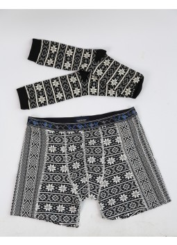Boxer+chaussettes Scotch and Soda 145744