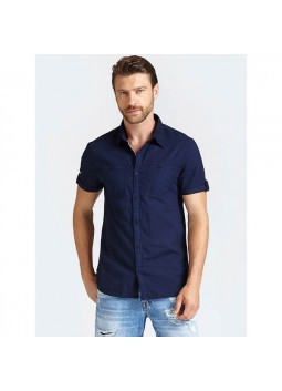 Chemise Dobby Guess M92H24