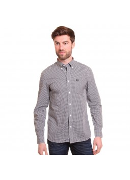 Chemise Fred Perry M6377 102 Gingham
