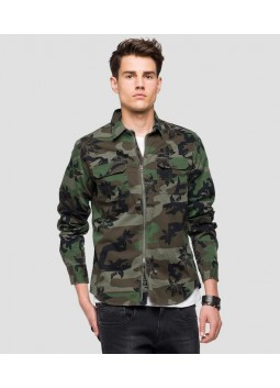 Chemise Replay M4930A00070527