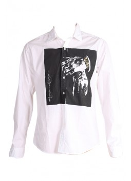 Chemise Replay M4935P blanche