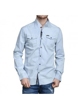 Chemise Truckee Guess M82H16