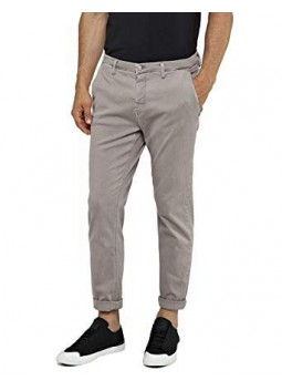 Chino gris clair Replay M9627L