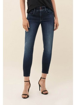 Jean Secret Capri Salsa 123505