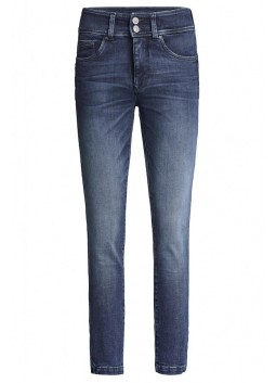 Jean Secret Capri Salsa 125093