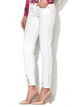 Jeans blanc Liu JO W17140T6446