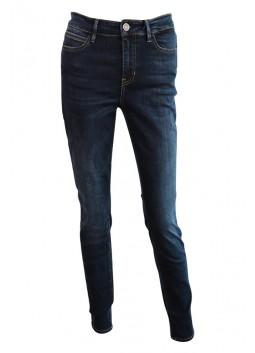Jeans Guess W64A46D2CN0 1981 ANKLE bleu