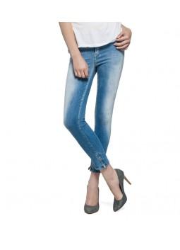 Jeans Replay WB607E bleu clair délavé