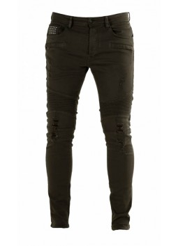 Pantalon biker Unique U101BDAMAK