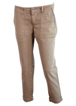 Pantalon Guess W72B47W5DXE Berta beige