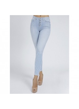Pantalon skinny Guess W1GA28