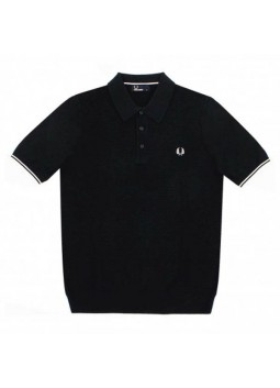 Polo Fred Perry FPK8222 bleu navy