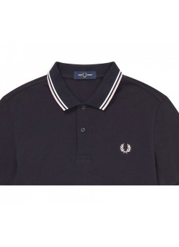 Polo Fred Perry M3600 J78