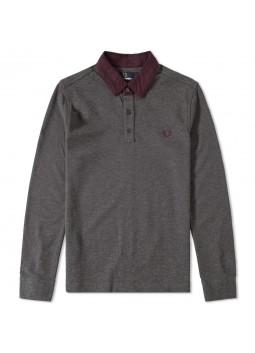 Polo Fred Perry Oxford Trim Collar