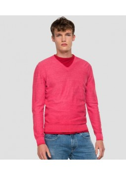 Pull pur coton Replay UK2657