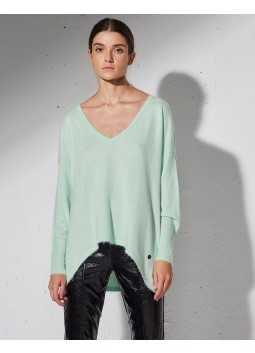 Pullover menthe BSB 046-260001