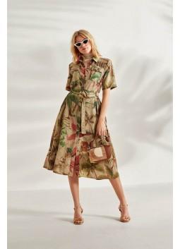 Robe chemise Kate Desigual 20SWVN01