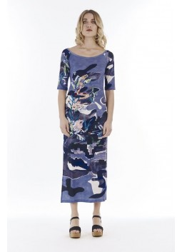Robe longue Save the Queen 4032