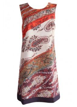 Robe multicolore la Fée Maraboute