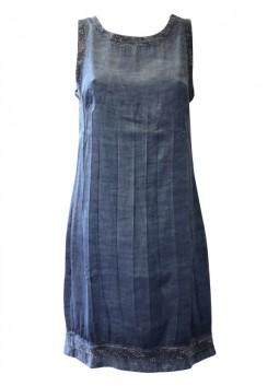 Robe Nana Nucci OA1 bleu