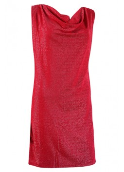 Robe tunique Liu Jo W17129J5251 rouge