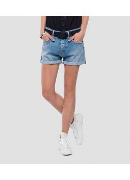 Short en jean Replay WA611R