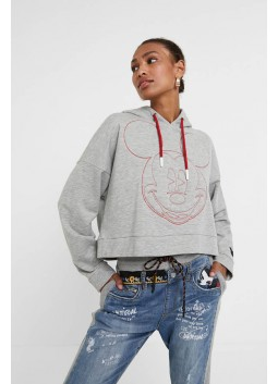 Sweat Mickey Desigual 20WWSK43