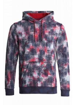 Sweat shirt à capuche Salsa 124657