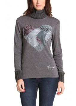 T Shirt Desigual 48T2537