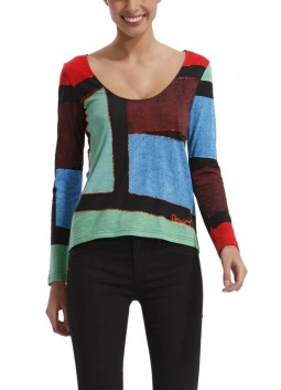 T Shirt Desigual by C Lacroix 37T2L30