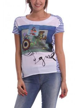 T Shirt Desigual by C Lacroix 41T2L09
