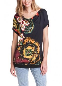 T Shirt Desigual by C Lacroix 50T2LC2