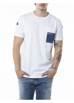 T-shirt en coton Replay M3396