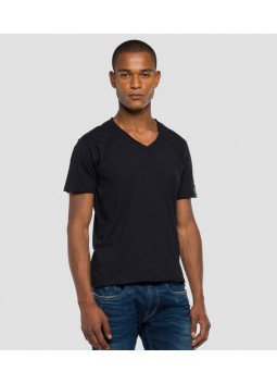 T-shirt en coton Replay M3591