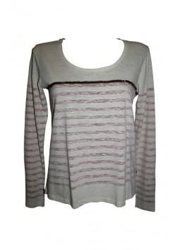 T Shirt I Code by IKKS QC10074 fuchsia