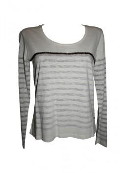 T Shirt I Code by IKKS QC10074 noir