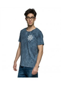 T Shirt Replay M6922R bleu